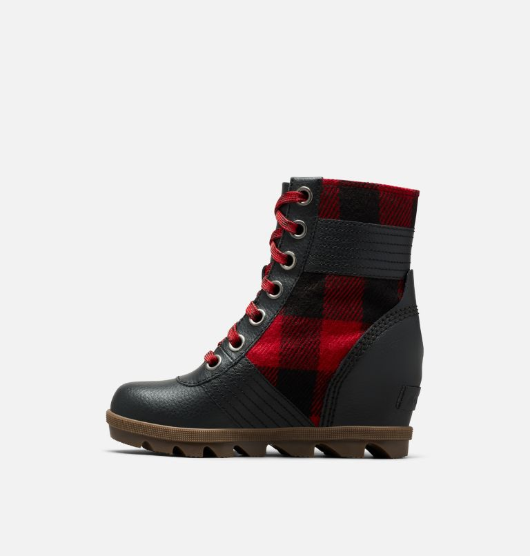 Youth Lexie™ Wedge Boot Youth Lexie™ Wedge Boot, medial