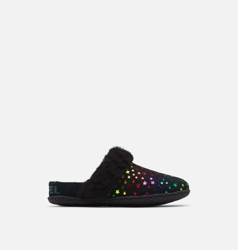 YOUTH NAKISKA™ SLIDE II | 010 | 6 Youth Nakiska™ Slide II, Black, front
