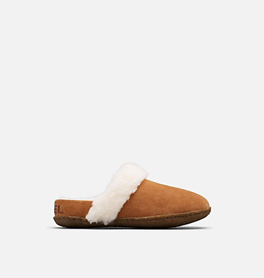 Youth Nakiska™ Slide II Slipper YOUTH NAKISKA™ SLIDE II | 224 | 1, Camel Brown, Natural, front