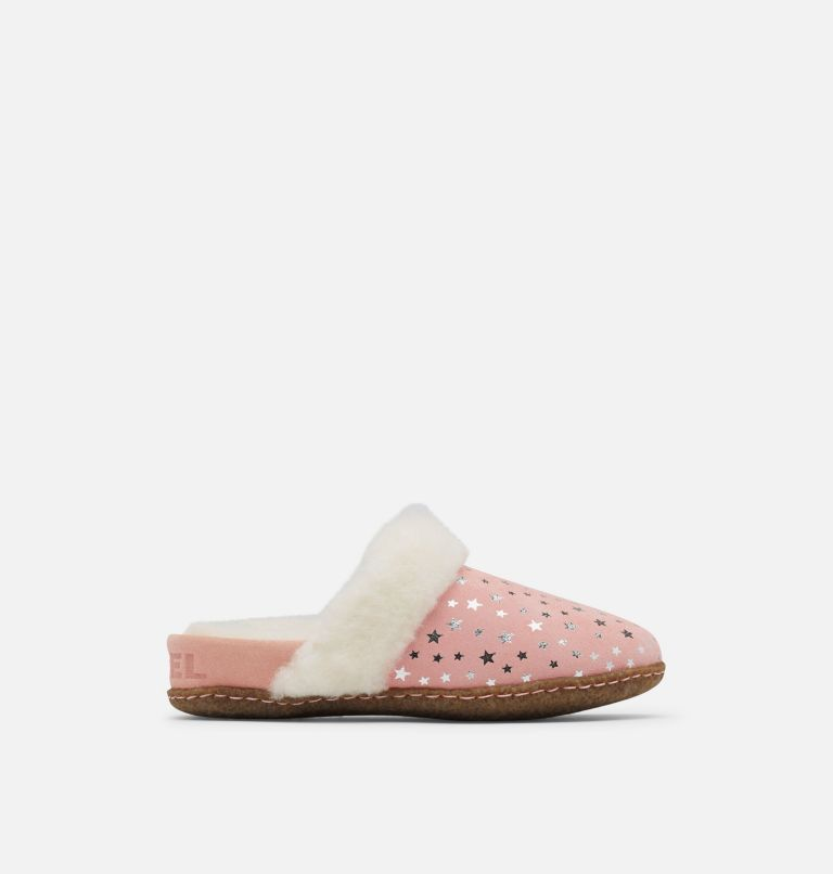 YOUTH NAKISKA™ SLIDE II | 672 | 4 Youth Nakiska™ Slide II, Faux Pink, front