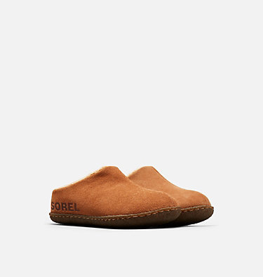 Youth Falcon Ridge™ II Slipper YOUTH FALCON RIDGE™ II | 052 | 4, Camel Brown, Curry, 3/4 front