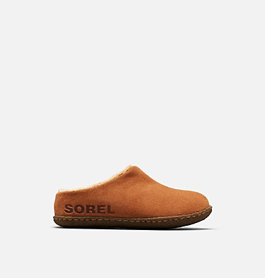 Youth Falcon Ridge™ II Slipper YOUTH FALCON RIDGE™ II | 052 | 4, Camel Brown, Curry, front