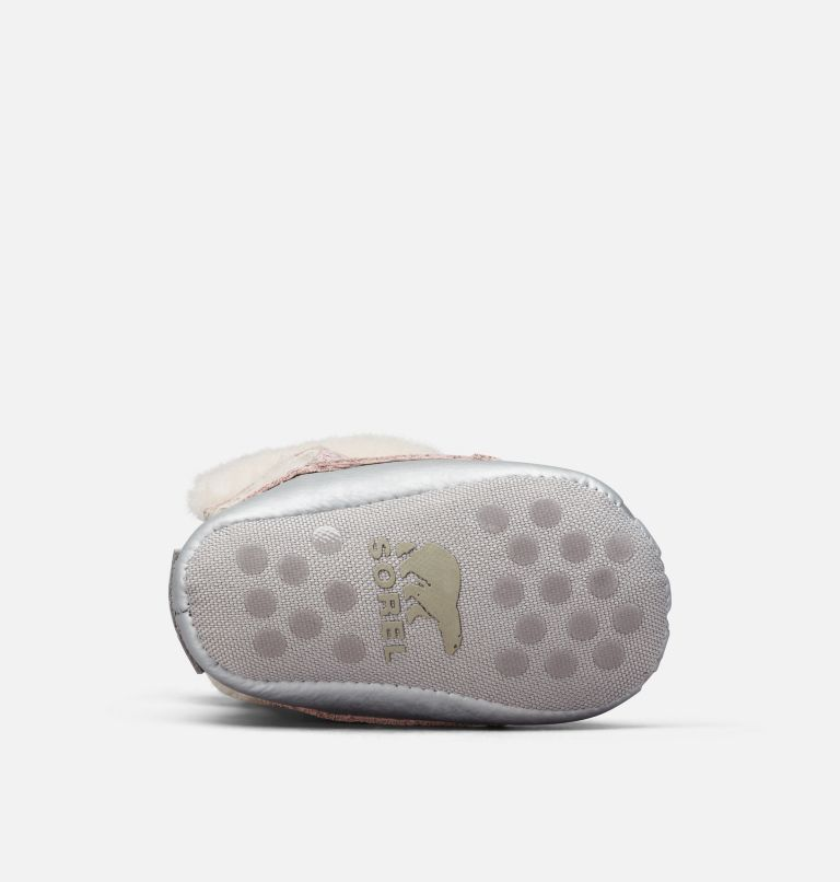 CARIBOOTIE™ II | 626 | 1 Baby Caribootie™ II, Dusty Pink, Chrome Grey