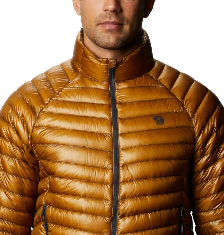 Ghost Whisperer/2™ Jacket | 233 | L Men's Ghost Whisperer/2™ Down Jacket, Golden Brown, a2