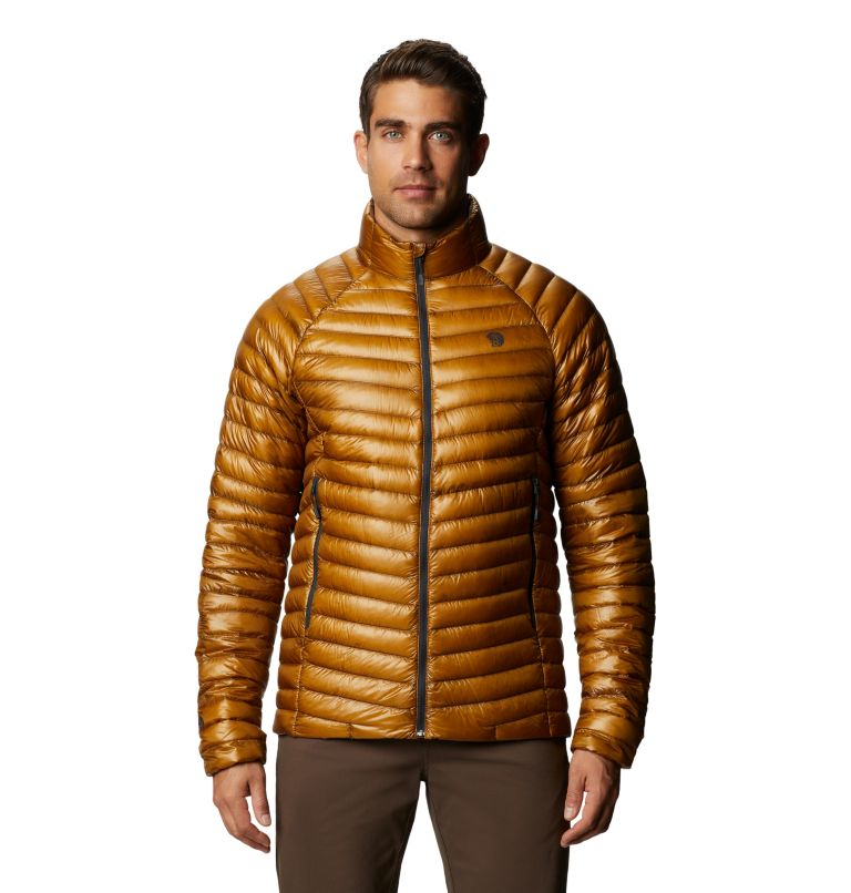 Ghost Whisperer/2™ Jacket | 233 | L Men's Ghost Whisperer/2™ Down Jacket, Golden Brown, front