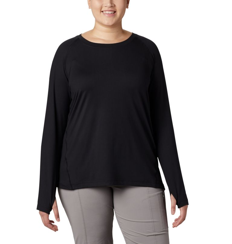 Women's Bryce Canyon™ Long Sleeve Crew - Plus Size Women's Bryce Canyon™ Long Sleeve Crew - Plus Size, front