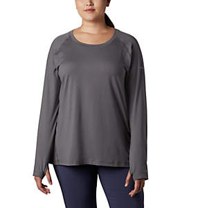 Women's Bryce Canyon™ Long Sleeve Crew - Plus Size