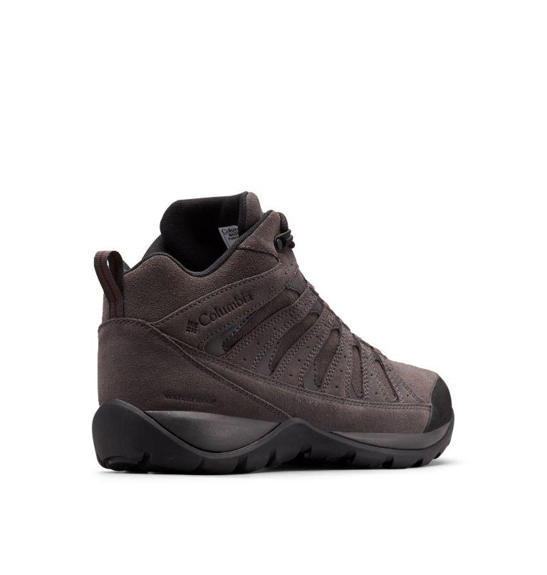 Chaussures De Randonnée Mi-Montantes Imperméables En Cuir Redmond™ V2 Homme Chaussures De Randonnée Mi-Montantes Imperméables En Cuir Redmond™ V2 Homme, 3/4 back