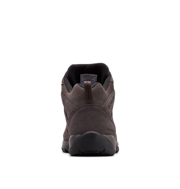 Chaussures De Randonnée Mi-Montantes Imperméables En Cuir Redmond™ V2 Homme Chaussures De Randonnée Mi-Montantes Imperméables En Cuir Redmond™ V2 Homme, back