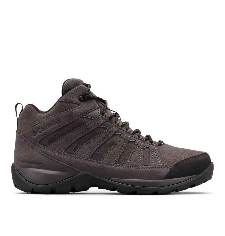 Chaussures De Randonnée Mi-Montantes Imperméables En Cuir Redmond™ V2 Homme Chaussures De Randonnée Mi-Montantes Imperméables En Cuir Redmond™ V2 Homme, front