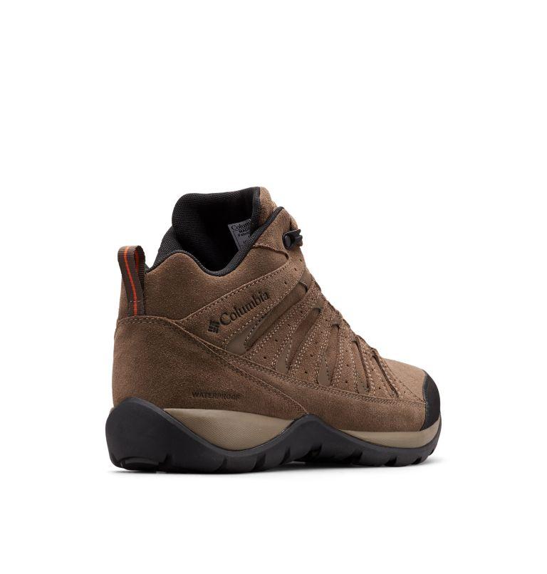 Men's Redmond™ V2 Leather MID Waterproof Hiking Shoe Men's Redmond™ V2 Leather MID Waterproof Hiking Shoe, 3/4 back