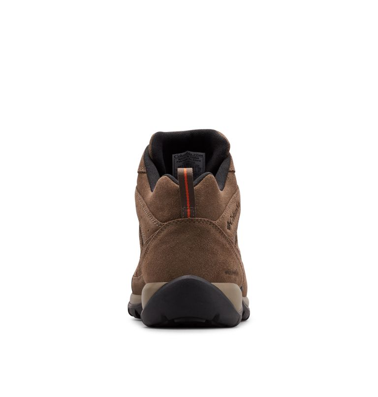 Men's Redmond™ V2 Leather MID Waterproof Hiking Shoe Men's Redmond™ V2 Leather MID Waterproof Hiking Shoe, back