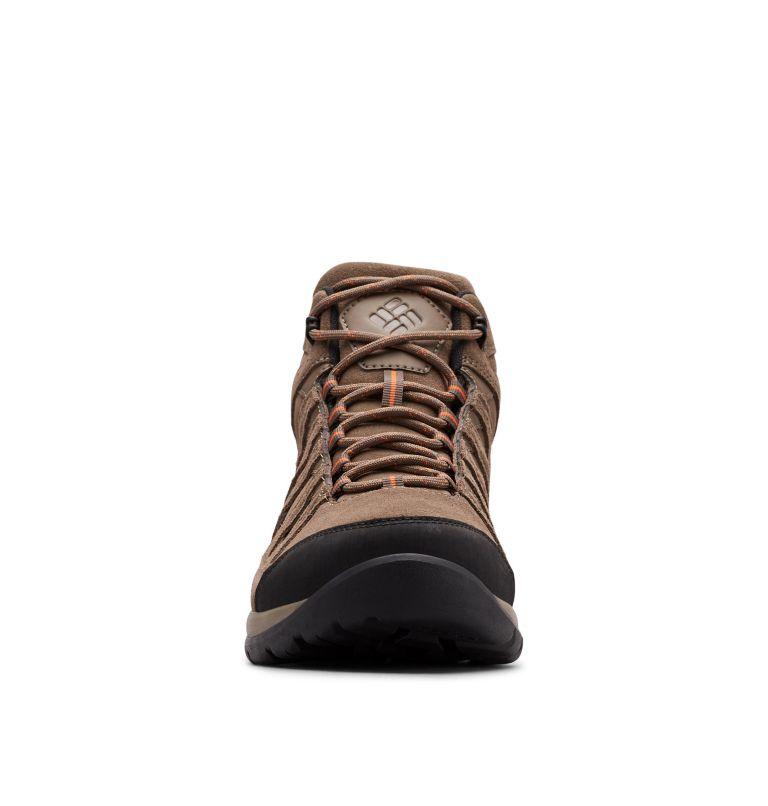 Men's Redmond™ V2 Leather MID Waterproof Hiking Shoe Men's Redmond™ V2 Leather MID Waterproof Hiking Shoe, toe