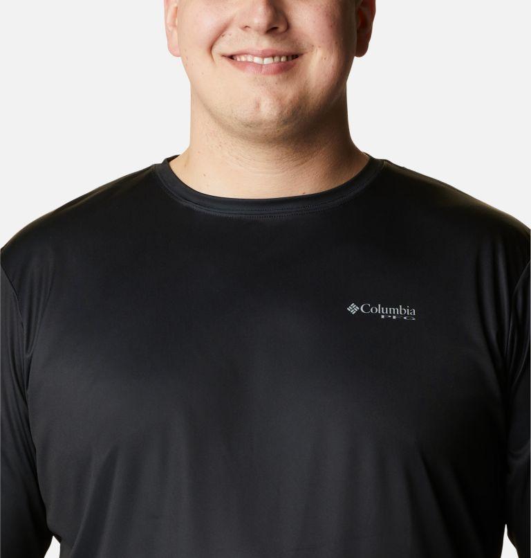 Men's Terminal Tackle PFG Fish Flag™ Long Sleeve Shirt - Big Men's Terminal Tackle PFG Fish Flag™ Long Sleeve Shirt - Big, a2