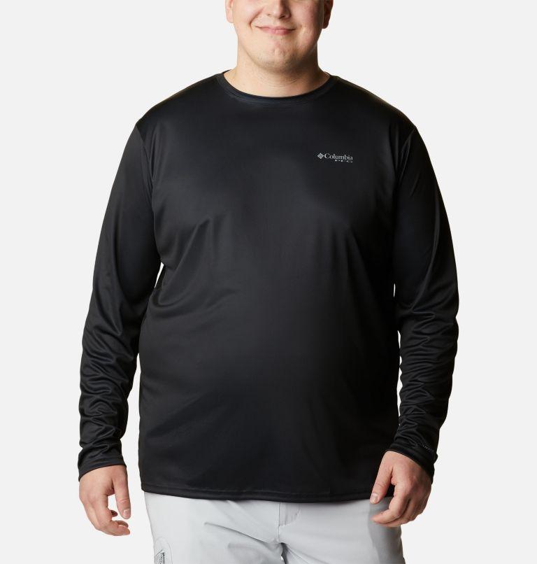 Men's Terminal Tackle PFG Fish Flag™ Long Sleeve Shirt - Big Men's Terminal Tackle PFG Fish Flag™ Long Sleeve Shirt - Big, back