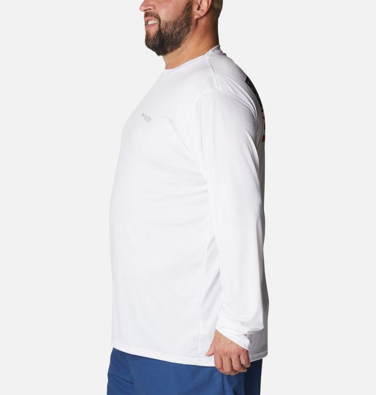 Men's Terminal Tackle PFG Fish Flag™ Long Sleeve Shirt - Big Men's Terminal Tackle PFG Fish Flag™ Long Sleeve Shirt - Big, a1