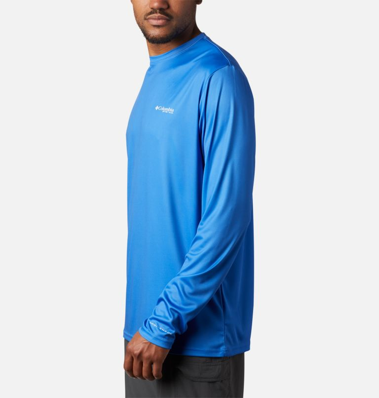 Men's Terminal Tackle PFG Fish Flag™ Long Sleeve Shirt - Tall Men's Terminal Tackle PFG Fish Flag™ Long Sleeve Shirt - Tall, a1