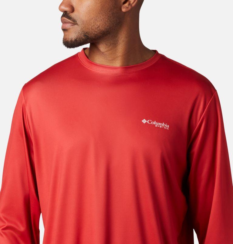 Men's Terminal Tackle PFG Fish Flag™ Long Sleeve Shirt - Tall Men's Terminal Tackle PFG Fish Flag™ Long Sleeve Shirt - Tall, a2