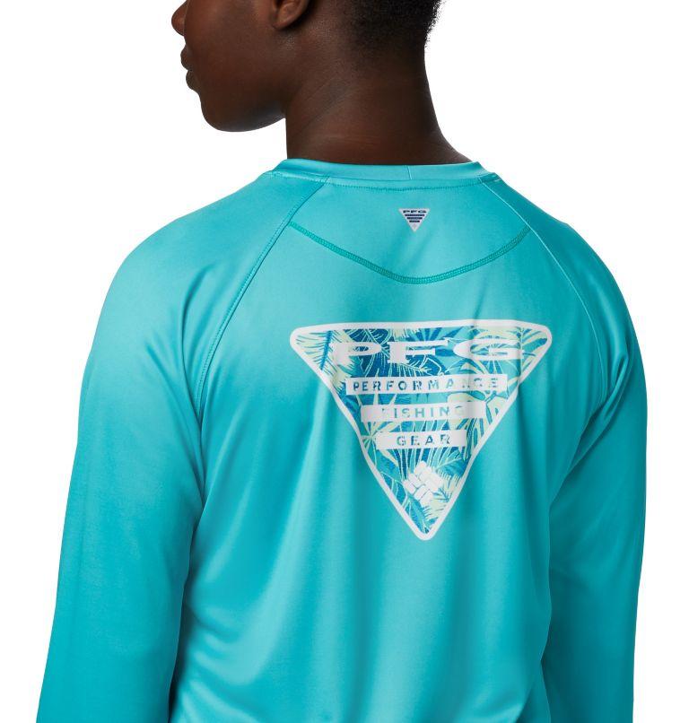 Women's Tidal Tee PFG Printed Triangle™ Long Sleeve Shirt Women's Tidal Tee PFG Printed Triangle™ Long Sleeve Shirt, a1