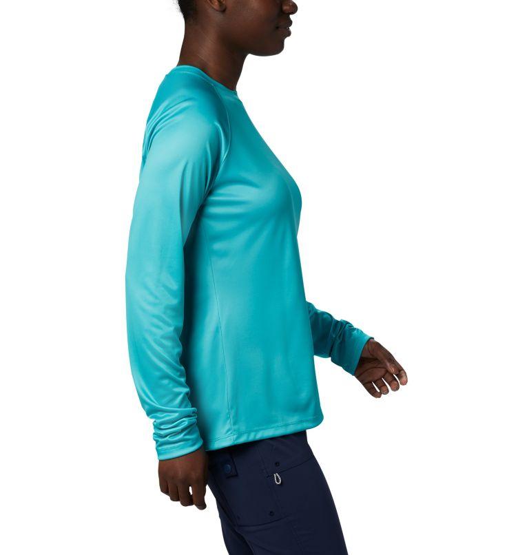 Women's Tidal Tee PFG Printed Triangle™ Long Sleeve Shirt Women's Tidal Tee PFG Printed Triangle™ Long Sleeve Shirt, a3
