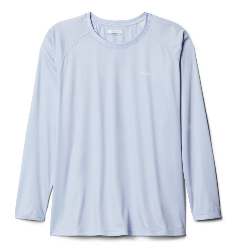 Women's Tidal Tee PFG Printed Triangle™ Long Sleeve Shirt - Plus Size Women's Tidal Tee PFG Printed Triangle™ Long Sleeve Shirt - Plus Size, back