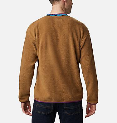 Unisex Wapitoo™ Fleece Pullover Wapitoo™ Fleece Pullover | 410 | L, Delta, Black, Plum, back