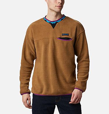 Unisex Wapitoo™ Fleece Pullover Wapitoo™ Fleece Pullover | 410 | L, Delta, Black, Plum, front