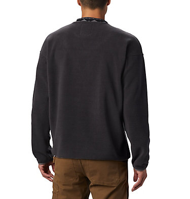 Men's Wapitoo™ Fleece Pullover Wapitoo™ Fleece Pullover | 011 | L, Shark, City Grey, Black, back