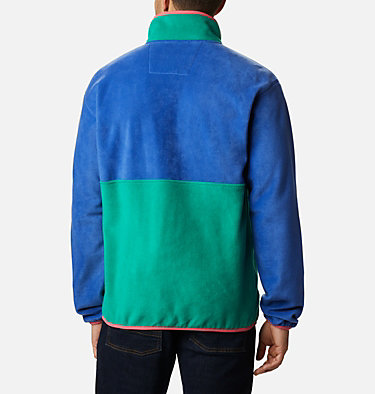 Manteau à fermeture éclair en laine polaire Back Bowl pour homme Back Bowl™ Full Zip Fleece | 410 | L, Lapis Blue, Emerald Green, back