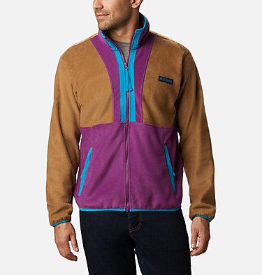 Men's Back Bowl™ Fleece Back Bowl™ Full Zip Fleece | 010 | S, Delta, Plum, front