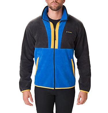 Polaire Back Bowl™ homme Back Bowl™ Full Zip Fleece | 010 | S, Azul, Black, Stinger, front