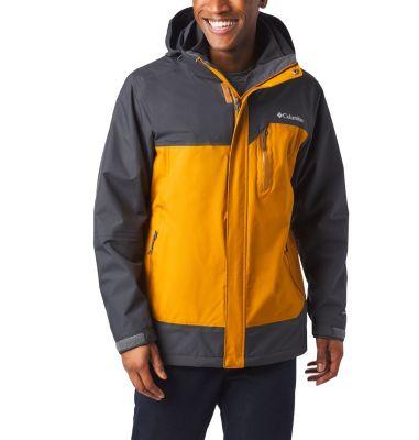 Columbia Summit Crest III Interchange Men's Jacket (various colors)