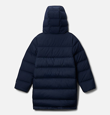 Boys' Bear Hunt Ridge™ Down Jacket Bear Hunt Ridge™ Down Jacket | 465 | S, Collegiate Navy, Collegiate Navy, back