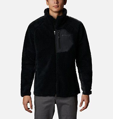 Men's Archer Ridge™ Sherpa Fleece Jacket Archer Ridge™ Jacket | 010 | M, Black, front