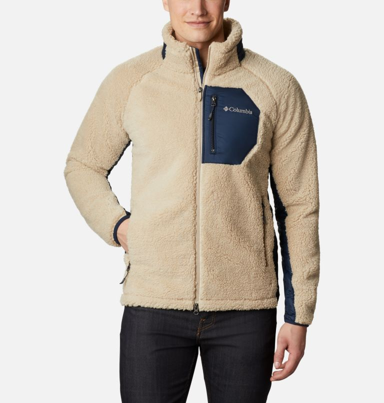 Men's Archer Ridge™ Sherpa Fleece Jacket Men's Archer Ridge™ Sherpa Fleece Jacket, front