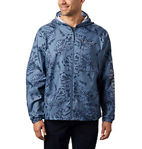 Men's Flash Forward™ Printed Windbreaker