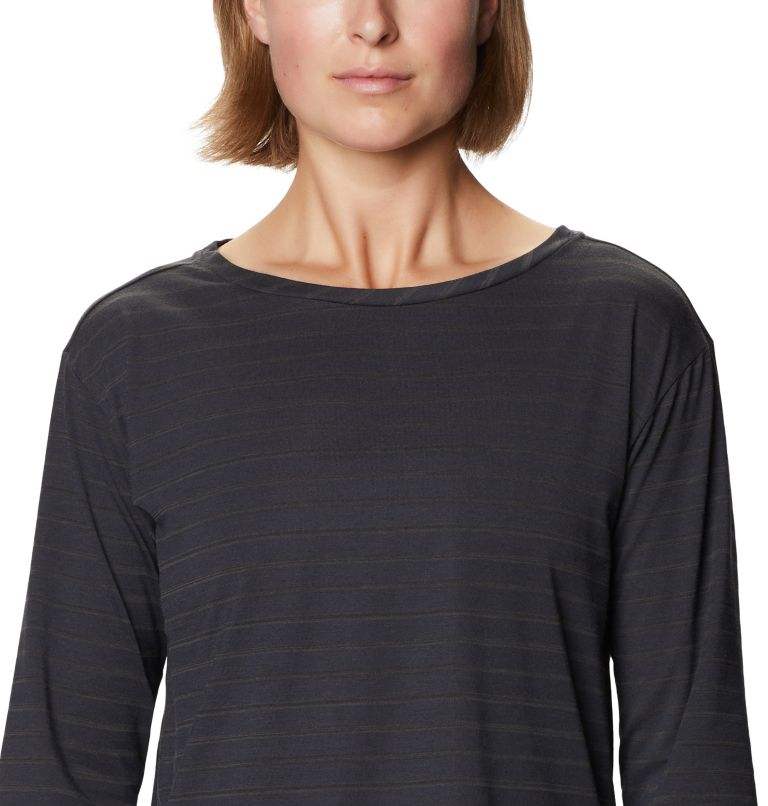 Everyday Perfect™ 3/4 T | 004 | L Women's Everyday Perfect™ 3/4 T-Shirt, Dark Storm, a2