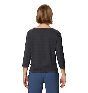 Women's Everyday Perfect™ 3/4 T-Shirt Everyday Perfect™ 3/4 T | 004 | L, Dark Storm, back