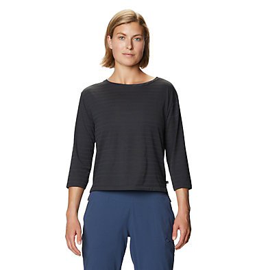 Women's Everyday Perfect™ 3/4 T-Shirt Everyday Perfect™ 3/4 T | 004 | L, Dark Storm, front