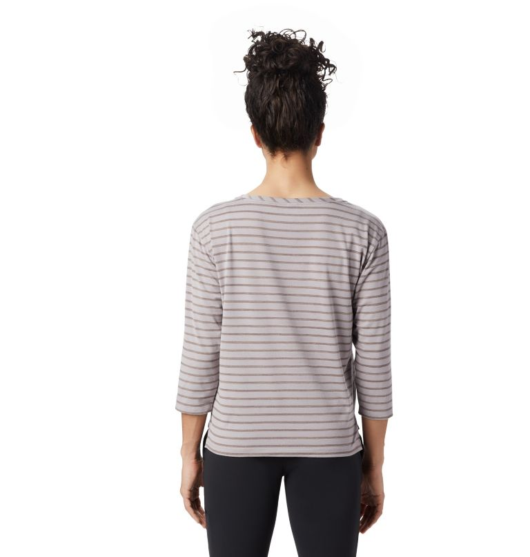 Everyday Perfect™ 3/4 T | 514 | M Women's Everyday Perfect™ 3/4 T-Shirt, Mystic Purple, back