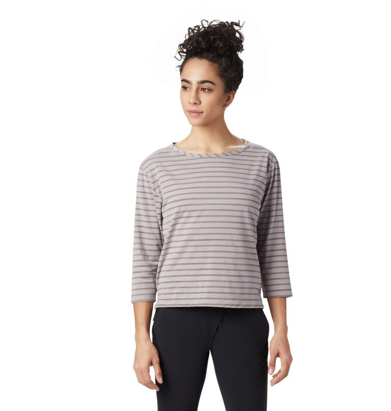 Everyday Perfect™ 3/4 T | 514 | XS Women's Everyday Perfect™ 3/4 T-Shirt, Mystic Purple, front