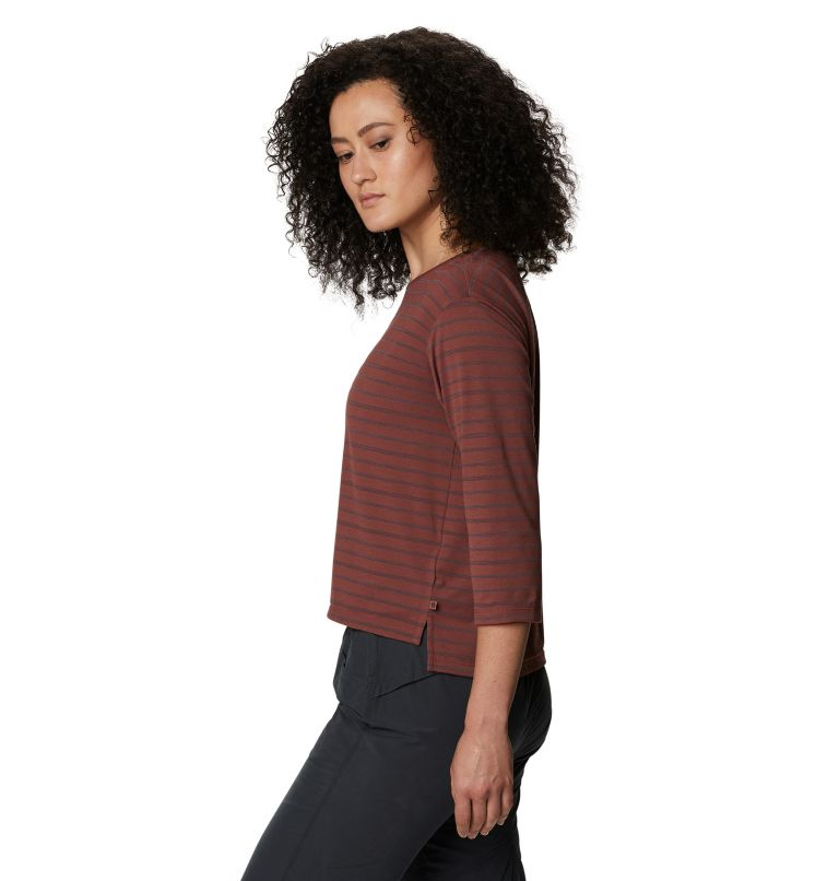 Everyday Perfect™ 3/4 T | 643 | M Women's Everyday Perfect™ 3/4 T-Shirt, Clay Earth, a1