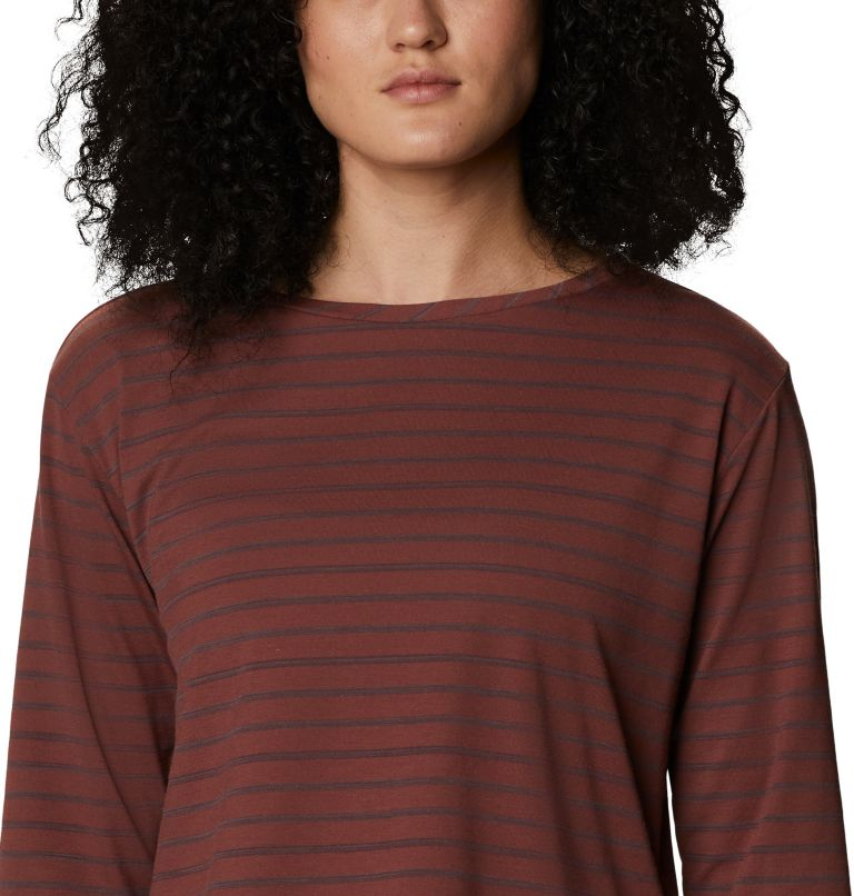 Everyday Perfect™ 3/4 T | 643 | L Women's Everyday Perfect™ 3/4 T-Shirt, Clay Earth, a2