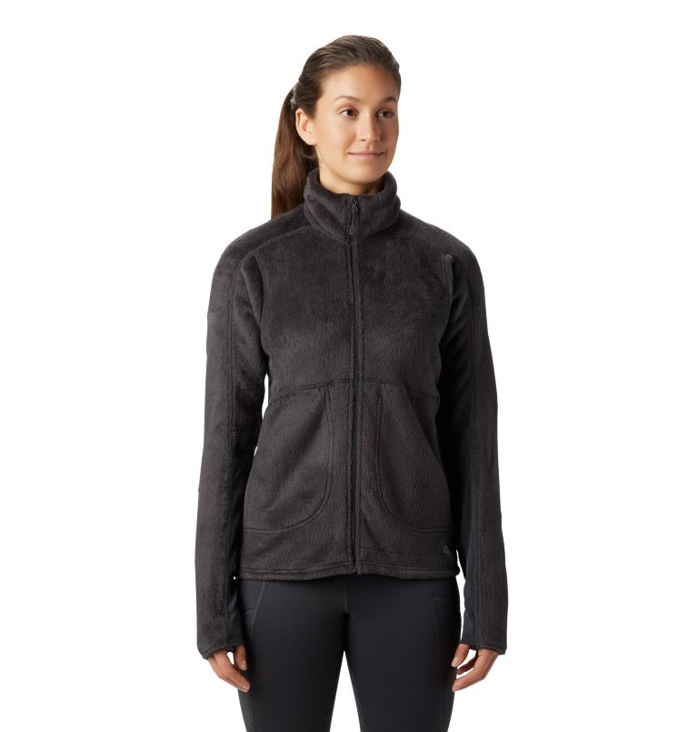 Monkey Woman/2™ Jacket | 012 | S Women's Polartec® High Loft™ Jacket, Void, front