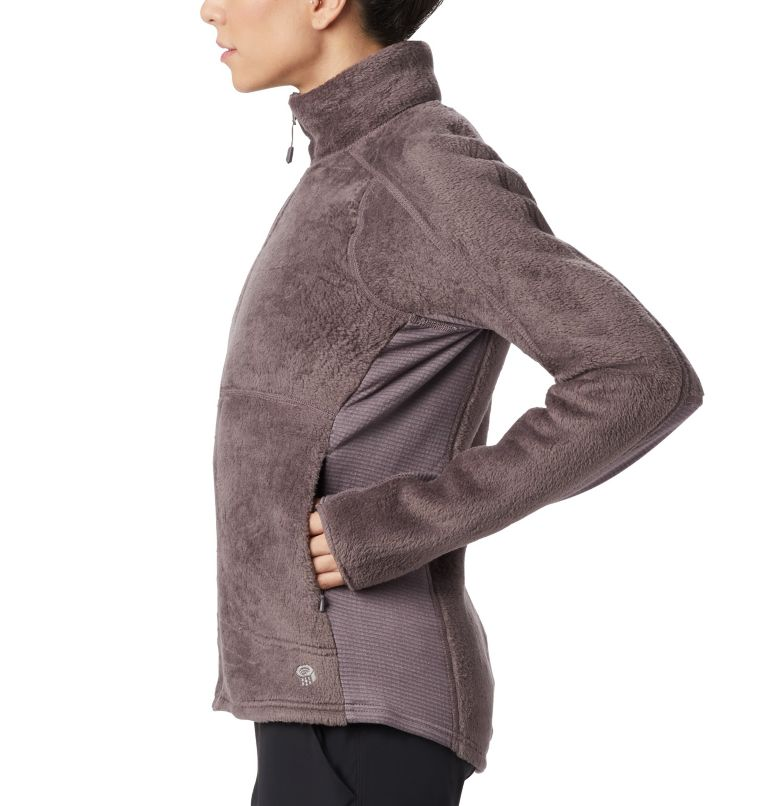 Monkey Woman/2™ Jacket | 579 | L Women's Polartec® High Loft™ Jacket, Purple Dusk, a2