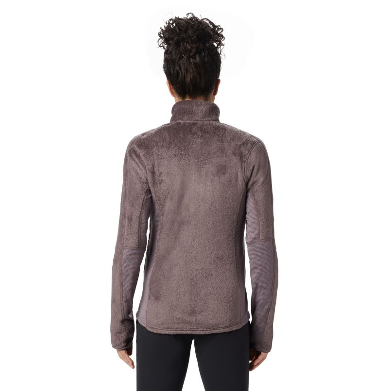 Monkey Woman/2™ Jacket | 579 | L Women's Polartec® High Loft™ Jacket, Purple Dusk, back