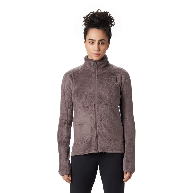 Monkey Woman/2™ Jacket | 579 | L Women's Polartec® High Loft™ Jacket, Purple Dusk, front