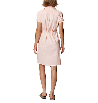 Women's Pelham Bay Road™ Dress Pelham Bay Road™ EXS Dress | 909 | L, Tiki Pink, back