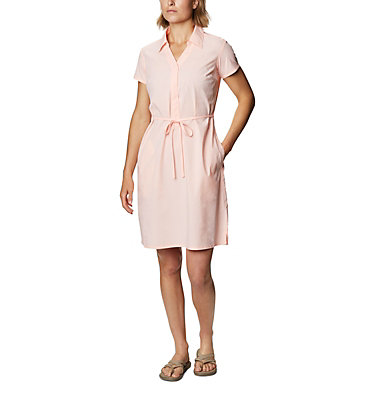 Women's Pelham Bay Road™ Dress Pelham Bay Road™ EXS Dress | 909 | L, Tiki Pink, front