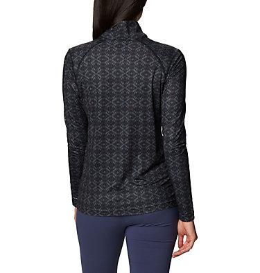 Women's Ordesa™ Half Zip Shirt Ordesa™EXS Half Zip | 562 | S, Black Navajo, back